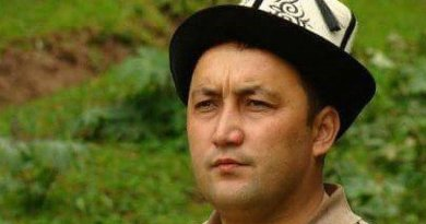 Kyrgyzstan: Journalist Jailed For A Different Definition Of God