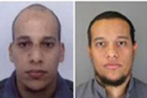 Said and Cherif Kouachi – Charlie Hebdo attack