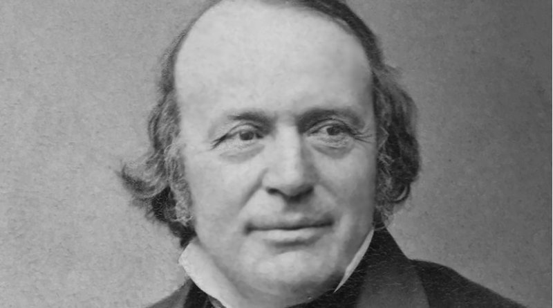 Switzerland's Louis Agassiz. Photo: WIkipedia Commons.