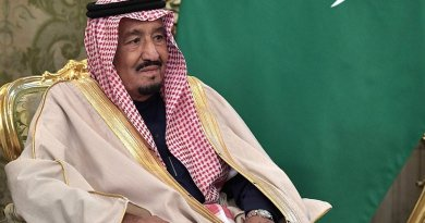 King Salman bin Abdulaziz Al Saud of Saudi Arabia. Photo Credit: Kremlin.ru