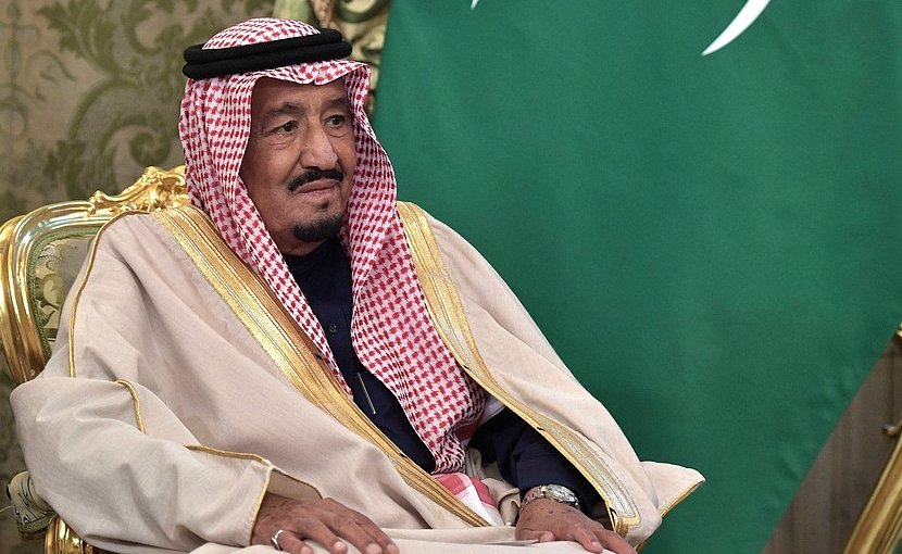 King Salman bin Abdulaziz Al Saud of Saudi Arabia. Photo Credit: Kremlin.ru