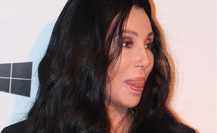 Cher. Photo by Renan Katayama, Wikipedia Commons.