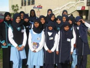 Muslim primary school in South Africa