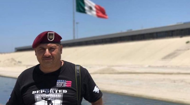 Hector Barajas: Photo provided by Deported Veterans Support House