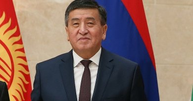 Kyrgyzstan: Jeenbekov Wins First-Round In Presidential Election