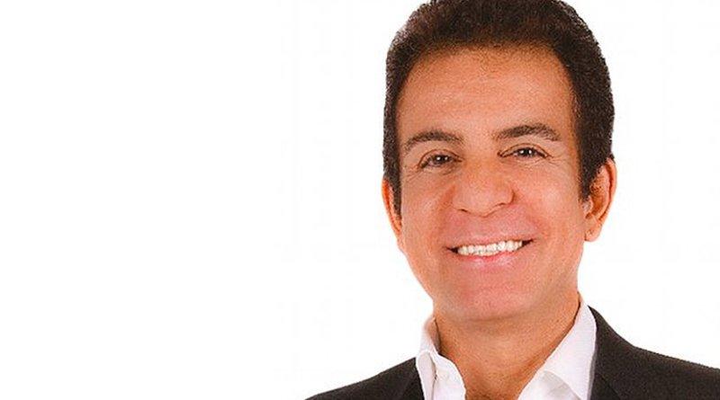Honduras' Salvador Nasralla. Photo Credit: Salvador Alianza Twitter.