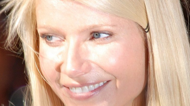 Gwyneth Paltrow. Photo Credit: Wikimedia Commons.