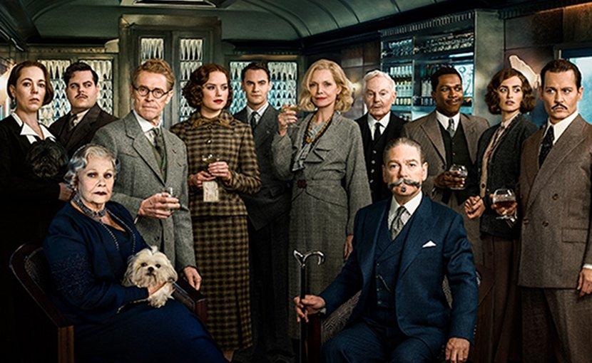 Murder on the Orient Express. MOTOE railer release website