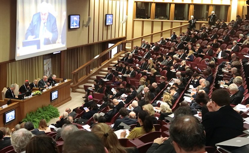 A view of the Vatican Conference on November 10-11, 2017. Credit: Katsuhiro Asagiri | IDN-INPS