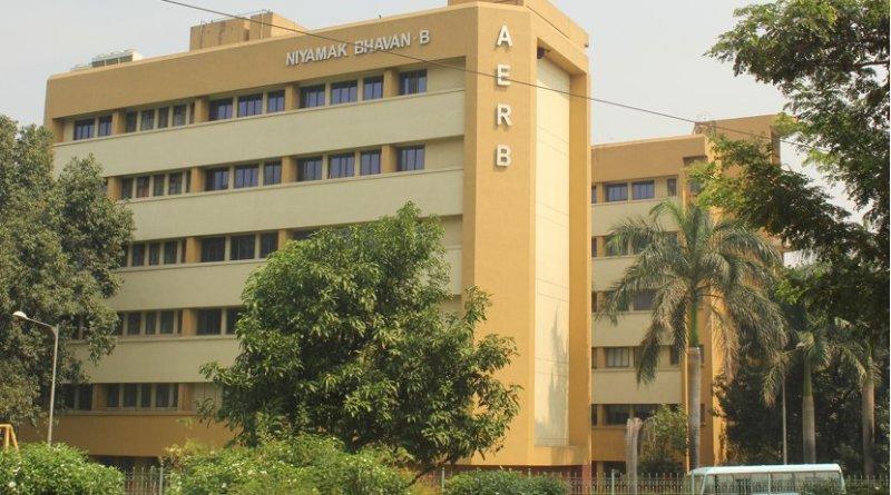 India's Atomic Energy Regulatory Board (AERB).