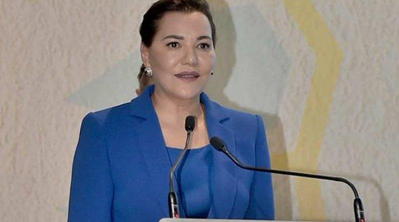Morocco's Princess Lalla Hasnaa.