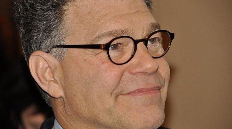 Al Franken. Photo by Вени Марковски, Wikimedia Commons.