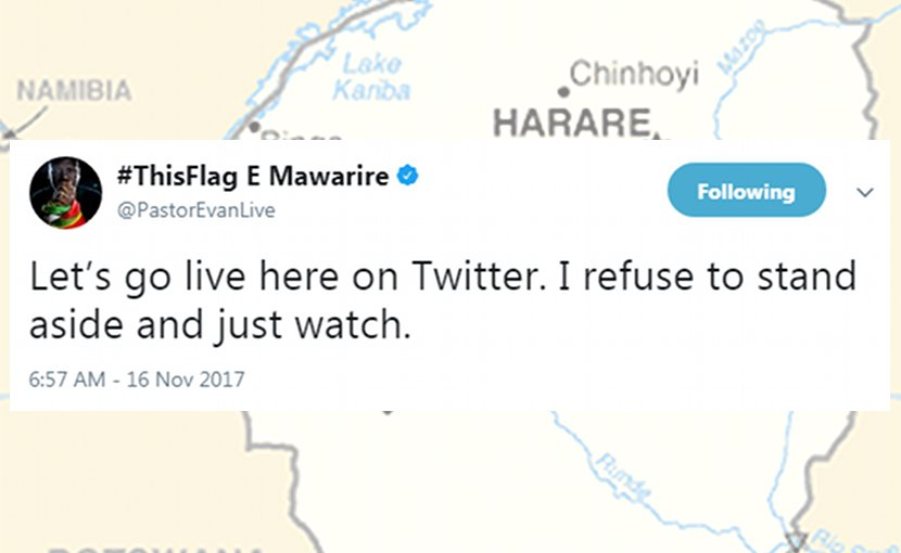 Zimbabwe coup