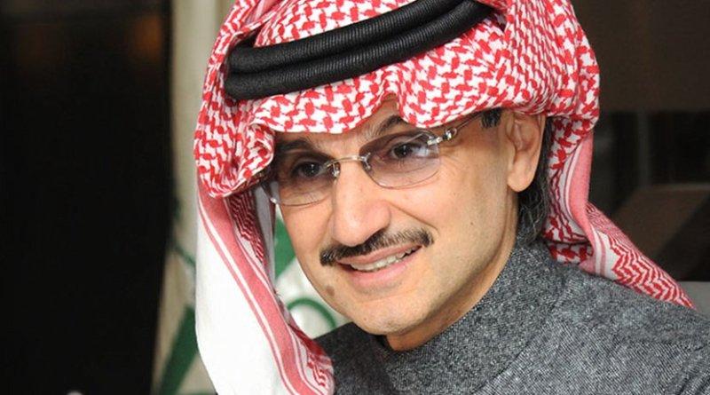 Saudi Prince Alwaleed bin Talal. Photo Credit: http://www.alwaleed.com.sa