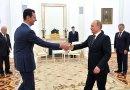 Syria's President Bashar al-Assad with Russia's President Vladimir Putin. Photo Credit: Kremlin.ru