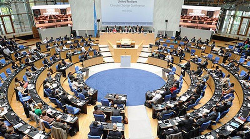 COP23 Summit. Photo Credit: UNFCCC Bonn.