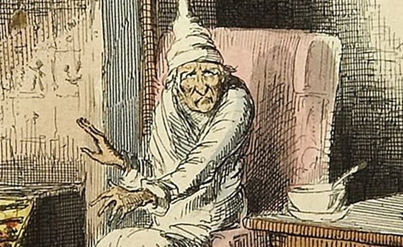 Was Scrooge The Victim In A Christmas Carol? – OpEd – Eurasia Review