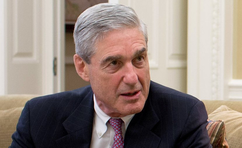 File photo of Robert Mueller. Credit: White House.