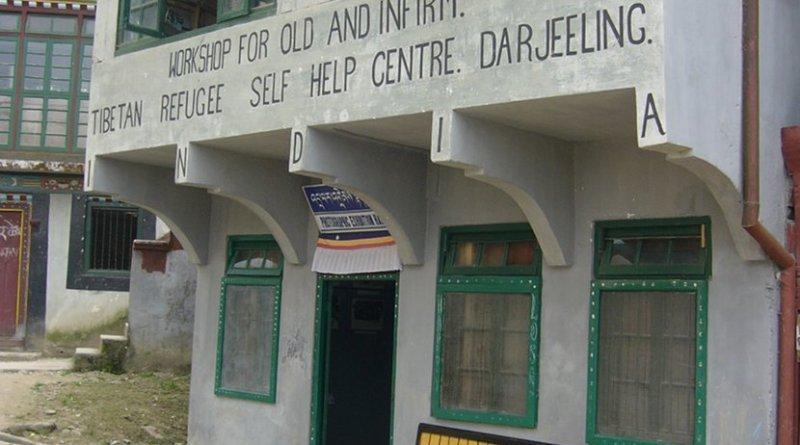 Tibetan Refugee Self Help Center Darjeeling in West Bengal, India. Photo by Shahnoor Habib Munmun, Wikipedia Commons.