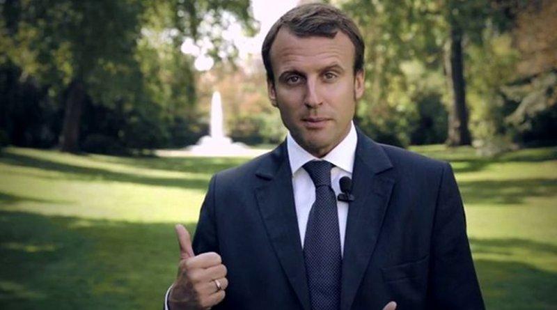 France's Emmanuel Macron. Photo Credit: Gouvernement français, Wikimedia Commons.