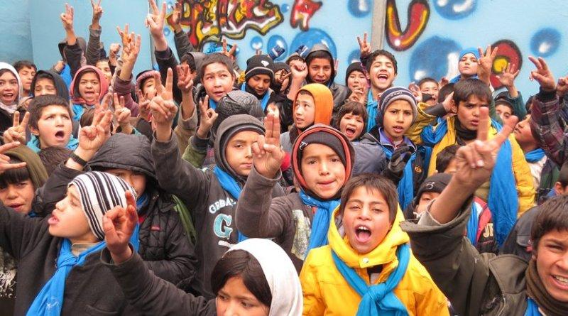 Borderfree Street Kids School. Photo Credit: VCNV.