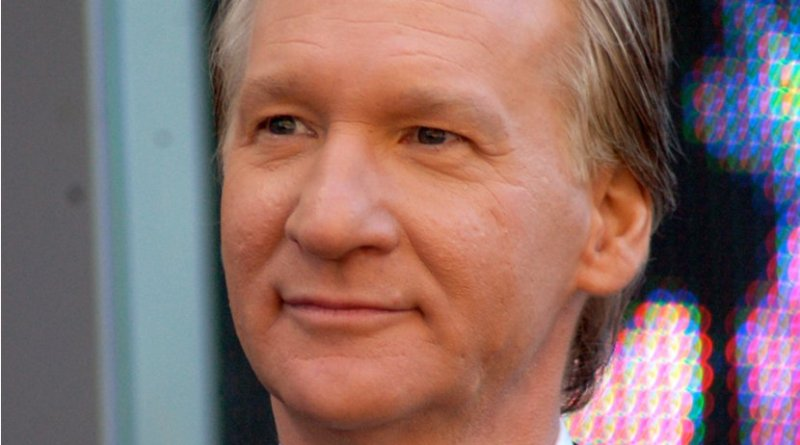 Bill Maher. Photo by Angela George, Wikipedia Commons.