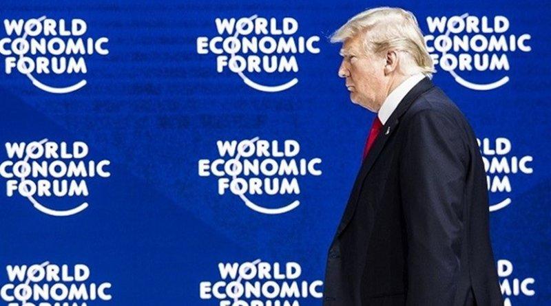 US President Donald Trump. Photo Credit: World Economic Forum / Valeriano Di Domenico