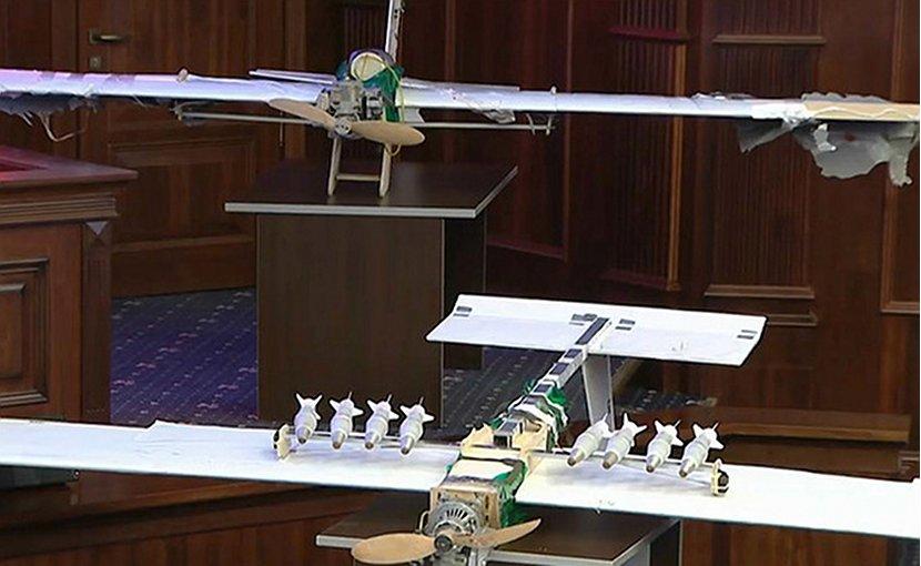 Drones. Photo: Mil.ru