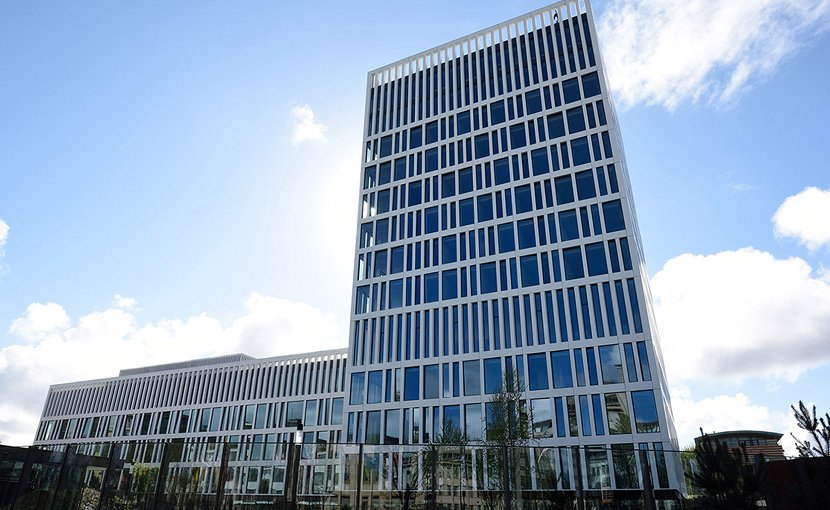 Eurojust building in The Hague. Photo credit: Eurojust