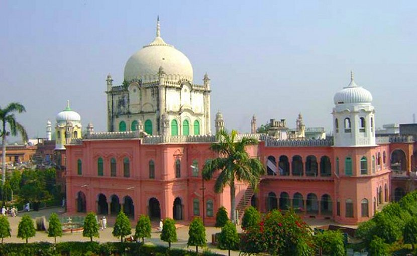 India's Darul Uloom Deoband madrasa.