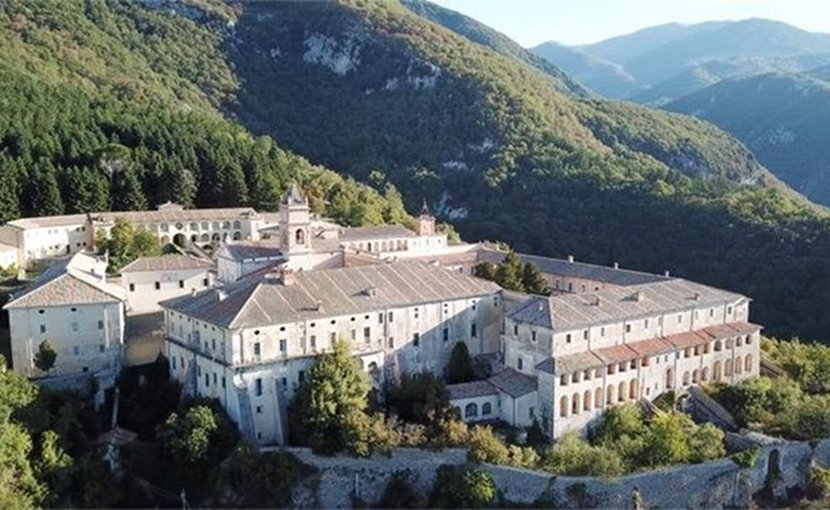 Abbey of Trisulti. Photo: Edward Pentin