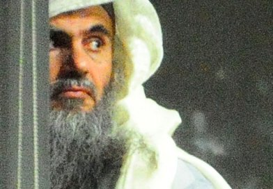 Abu Qatada. Photo Credit: UK Home Office, Wikimedia Commons.