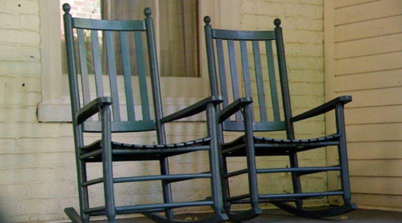 retirement retire porch chair