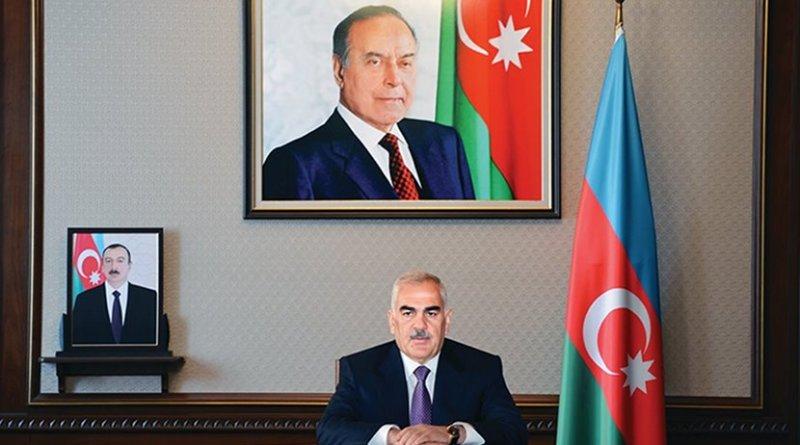 Vasif Talibov, the leader of Nakhchivan Autonomous Republic