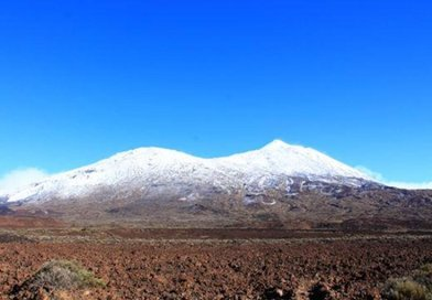 This is a teide volcano in Tenerife. Credit Dr Janine Kavanagh, University of Liverpool