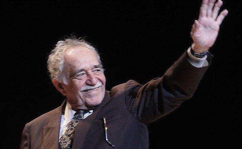 Gabriel García Marquez. Photo Credit: Festival Internacional de Cine en Guadalajara, Wikimedia Commons.