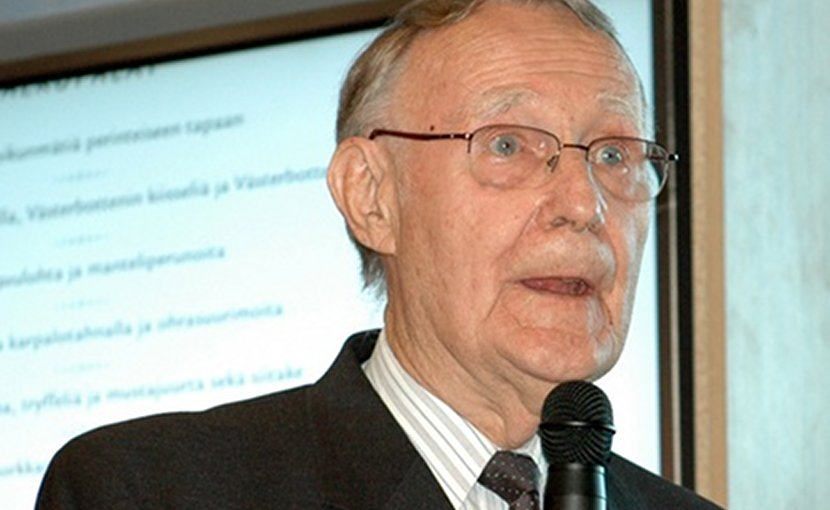 Ikea founder Ingvar Kamprad. Photo Credit: Ministry of Enterprise, Energy and Communications of Sweden/Sandra Baqirjazid