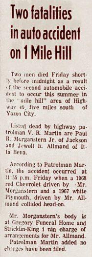 Yazoo City Herald, August 22, 1968