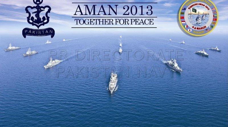 Aman 2013. Credit: Pakistan Defense Ministry.