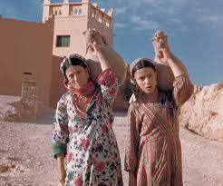 Amazigh/Berber Jewish women of southern Morocco