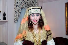 Moroccan Jewish bride