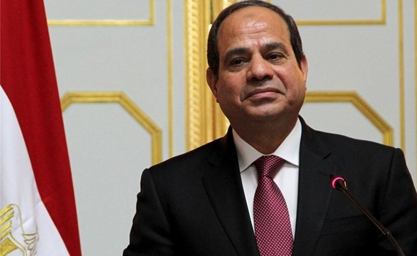 Egypt's El-Sisi: Foreign Interference In Libya Threatens Stability In Region
