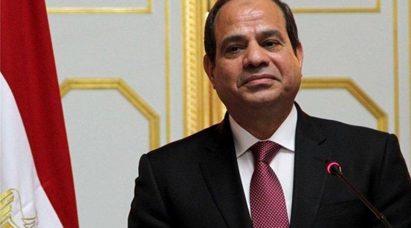 Egyptian President Abdel Fattah al-Sisi. Photo Credit: Tasnim News Agency.