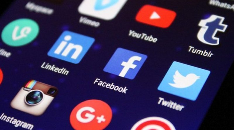Social media apps. Photo Credit: Max Pixel.