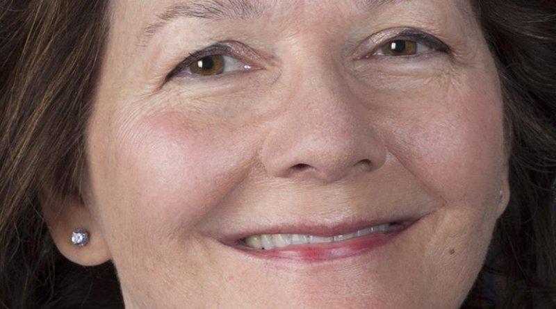 Gina Haspel. Source: Official CIA portrait.