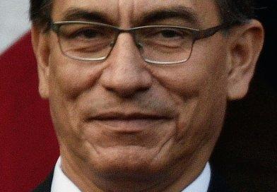 Peru's Martin Vizcarra. Photo Credit: Ministerio de Relaciones Exteriores, Wikipedia Commons.