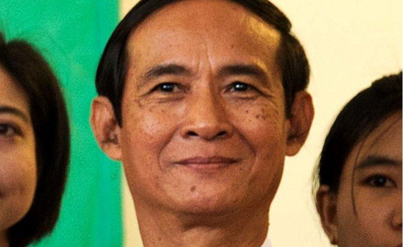 Burma's (Myanmay) Win Myint. Photo Credit: Pete Souza, Wikipedia Commons.