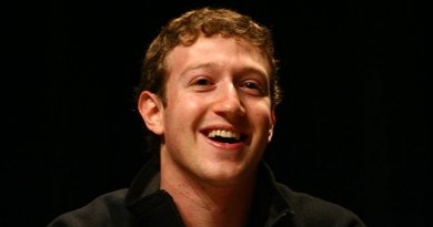 Facebook's Mark Zuckerberg. Photo by Jason McELweenie, Wikimedia Commons.