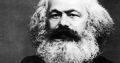Portrait of Karl Marx by John Jabez Edwin Mayal, Wikipedia Commons.