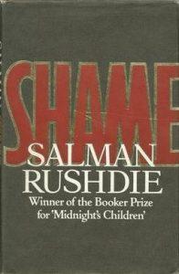 """Salman Rushdie's novel """"Shame."""""""